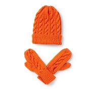 Patons Knit Winter Chill Set, 4/6 yrs