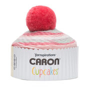 Caron Cupcakes Yarn, Peach Sorbet