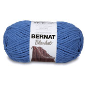 Go to Product: Bernat Blanket Coastal Collection Yarn in color Blue Velvet