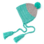 Red Heart Ganymede Hat, Toddler
