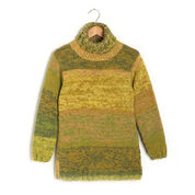 Caron On The Double Knit Pullover, XS/S