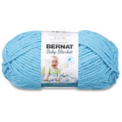 Go to Product: Bernat Baby Blanket Yarn (300g/10.5 oz) in color Baby Teal