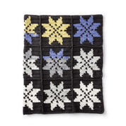Go to Product: Bernat Snowflake Crochet Blanket in color