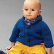 Patons Little Gentleman Jacket, 12 mos