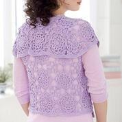 Aunt Lydia's Lovely Lace Vest, S