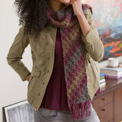 Go to Product: Red Heart Diagonal Scarf in color