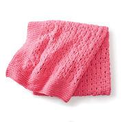 Bernat Daydream Knit Blanket