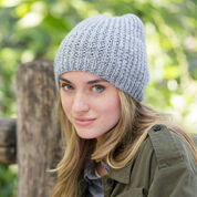 Red Heart Easy-Fit Beanie
