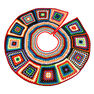 Red Heart Granny Tree Skirt in color  Thumbnail Main Image 1}