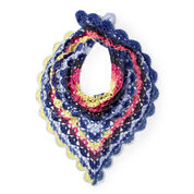 Go to Product: Caron Shells & Clusters Crochet Shawl in color