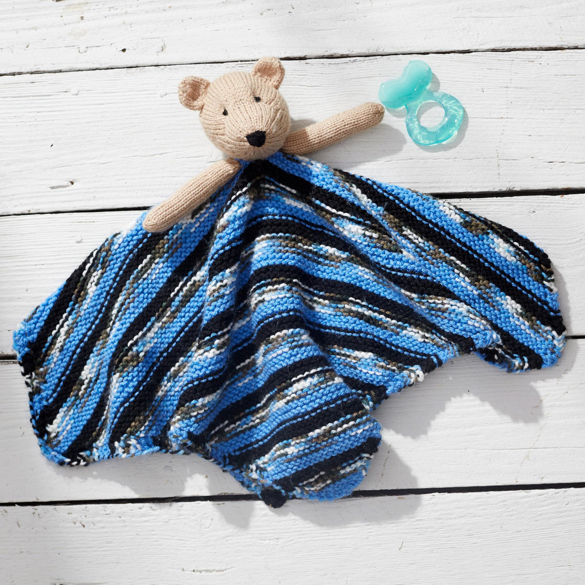 Lovey Crochet Pattern Teddy Bear PDF Security Blanket | Etsy | 2000x2000