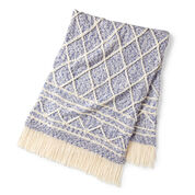 Go to Product: Bernat Twisted Textures Knit Blanket in color