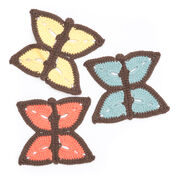 Go to Product: Lily Sugar'n Cream Summer Butterfly Dishcloth in color