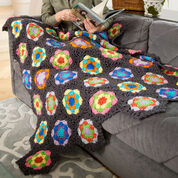 Go to Product: Red Heart Kaleidoscope Throw in color