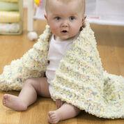 Red Heart Coziest Baby Blanket Ever