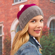 Go to Product: Red Heart Color Block Hat in color