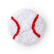 Go to Product: Red Heart Crochet Baseball Scrubby in color