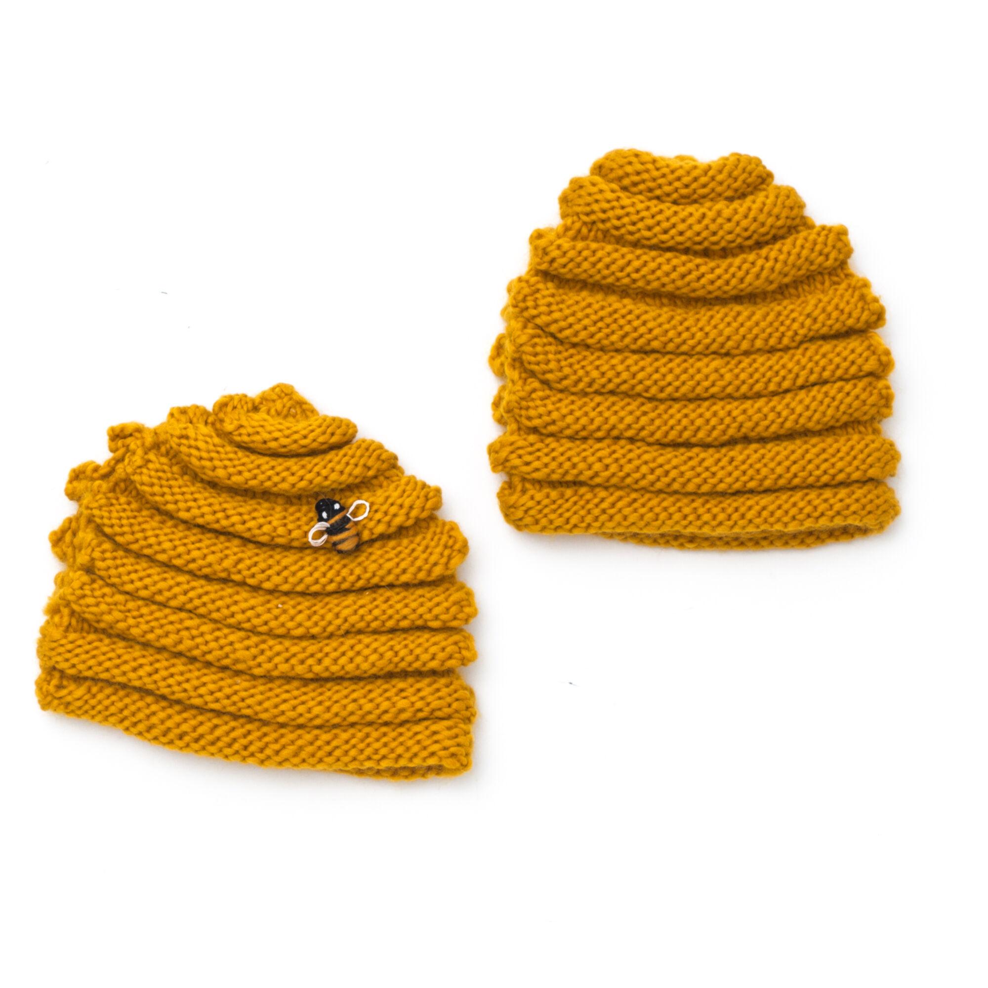 Beehive Tea Cosy Knitting Pattern