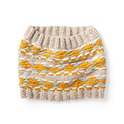 Patons Strand-Tastic Cowl