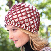 Patons Lattice Hat