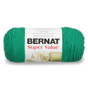 Go to Product: Bernat Super Value Yarn in color Kelly Green