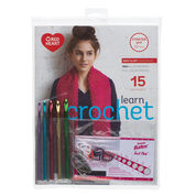 Go to Product: Red Heart Learn Crochet Kit in color
