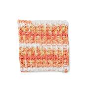 Lily Sugar'n Cream Scrubbing Waffle Crochet Dishcloth