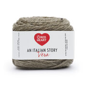 Go to Product: Red Heart An Italian Story Vera Yarn, Caffe - Clearance Shades* in color Caffe