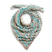 Go to Product: Caron Make a Point Crochet Shawl in color
