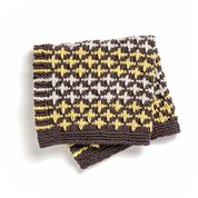 Go to Product: Bernat Starry Night Knit Baby Blanket in color
