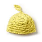 Bernat Li'l Sprout Crochet Hat, 6-12 mos