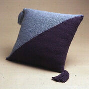 Patons Half'n Half Pillow