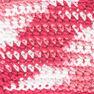 Bernat Handicrafter Cotton Ombres Yarn, Azalea Ombre in color Azalea Ombre