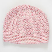 "Go to Product: Red Heart Soft Comfort Crochet Hat, Head size 18"" in color"