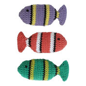 Go to Product: Lily Sugar'n Cream Tish the Fish, Purple Tish in color