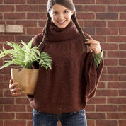 Go to Product: Patons Big Chocolate Cape in color