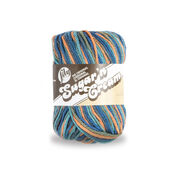 Lily Sugar'n Cream Super Size Ombres Yarn