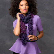 Go to Product: Red Heart Quick and Easy 3-Stitch Knit Scarf in color