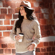 Go to Product: Patons Honeycomb Aran, XS/S in color