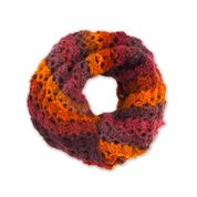 Go to Product: Bernat Lofty Crochet Infinity Scarf in color
