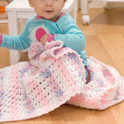 Go to Product: Red Heart Sweet Dreams Baby Blanket in color