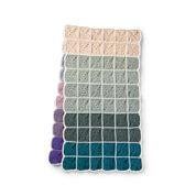 Caron x Pantone Crochet Color Chip Wrap