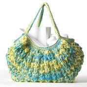 Go to Product: Bernat Casual Knit Market Bag in color