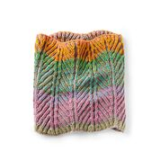 Go to Product: Red Heart Brioche Knit Zigzag Cowl in color