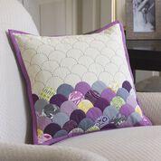 Coats & Clark Clamshell Pillow