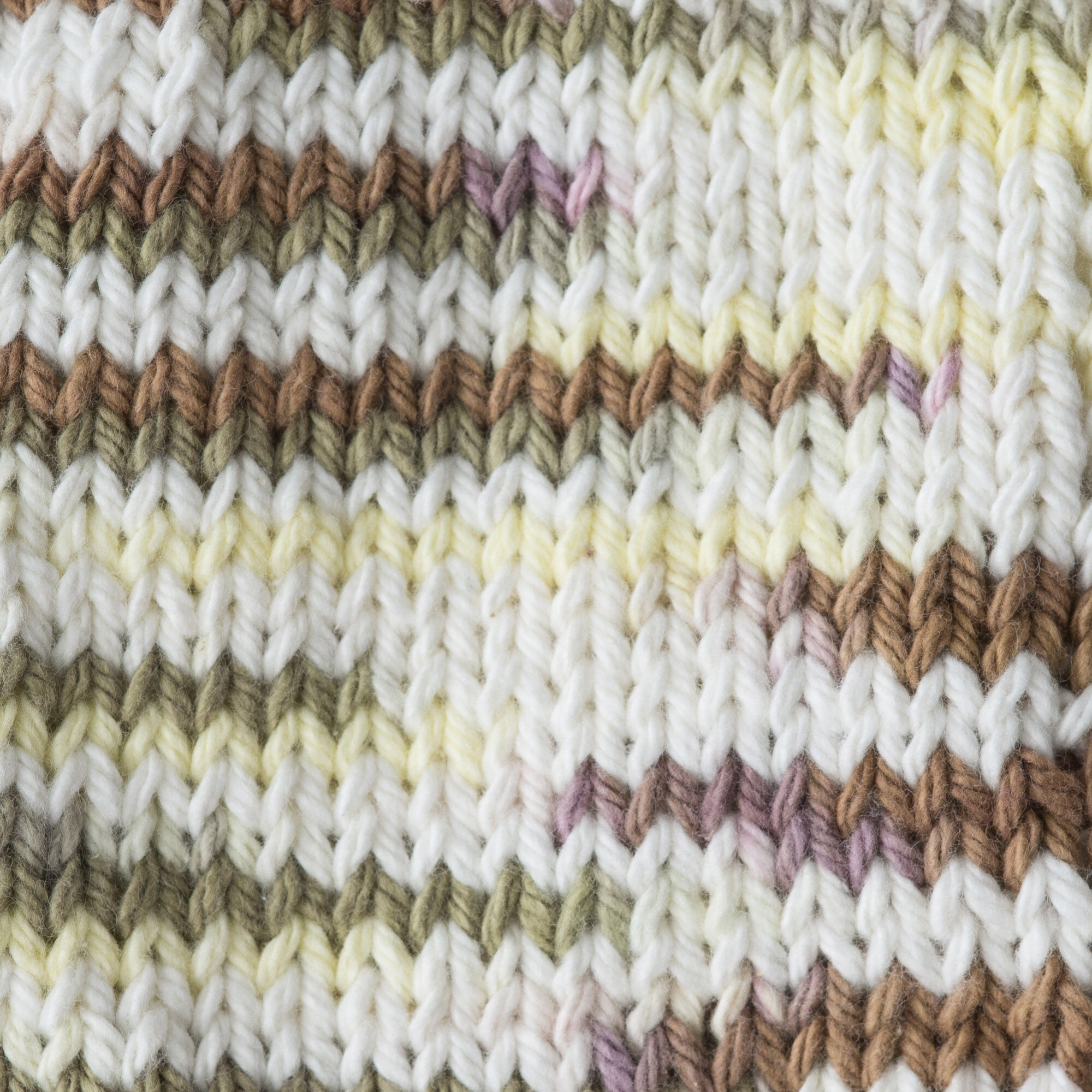 Spinrite Lily Sugar/'n Cream Yarn 102019-19007 Ombres Super Size-Wooded Moss