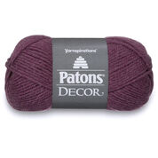 Go to Product: Patons Decor Yarn, New Lilac in color New Lilac