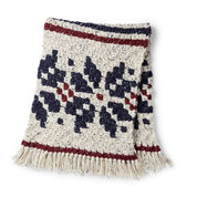 Go to Product: Bernat Crochet C2C Nordic Motif Blanket in color