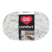 Go to Product: Red Heart Comfort Yarn in color Cream Fleck