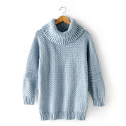 Go to Product: Caron Over Easy Cowl Neck, XS/S in color
